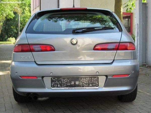 2000 alfa romeo 156 sportwagon 2 4 jtd related infomation specifications weili automotive network. Black Bedroom Furniture Sets. Home Design Ideas