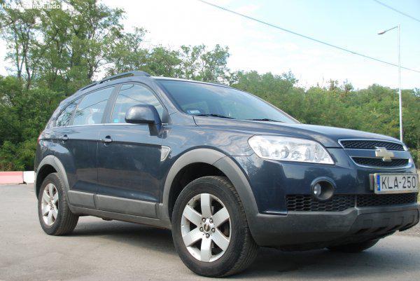 7 Személyes Autók: 7 Személyes Chevrolet Captiva Eladó