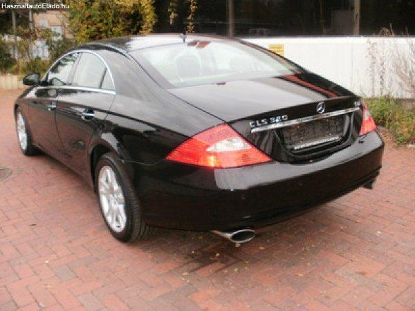 2006 mercedes benz cls 320 cdi 7g tronic elad mercedes benz budapest i ker let. Black Bedroom Furniture Sets. Home Design Ideas